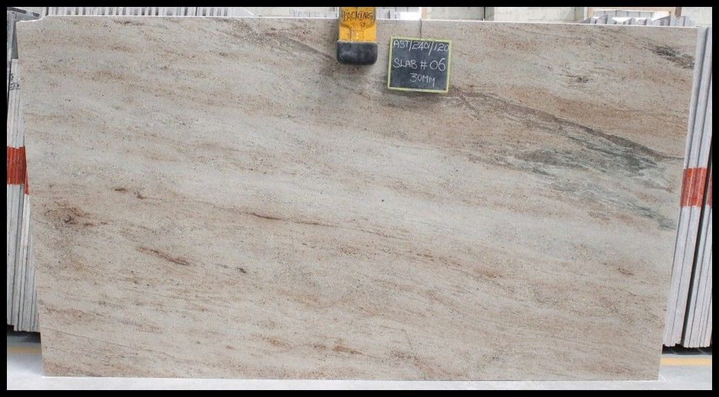 Astoria Granite Has A Soft Blend Of Peach And Burgundy Streaking On Cream Or Beige Background Works Well Countertops Its Relaxing