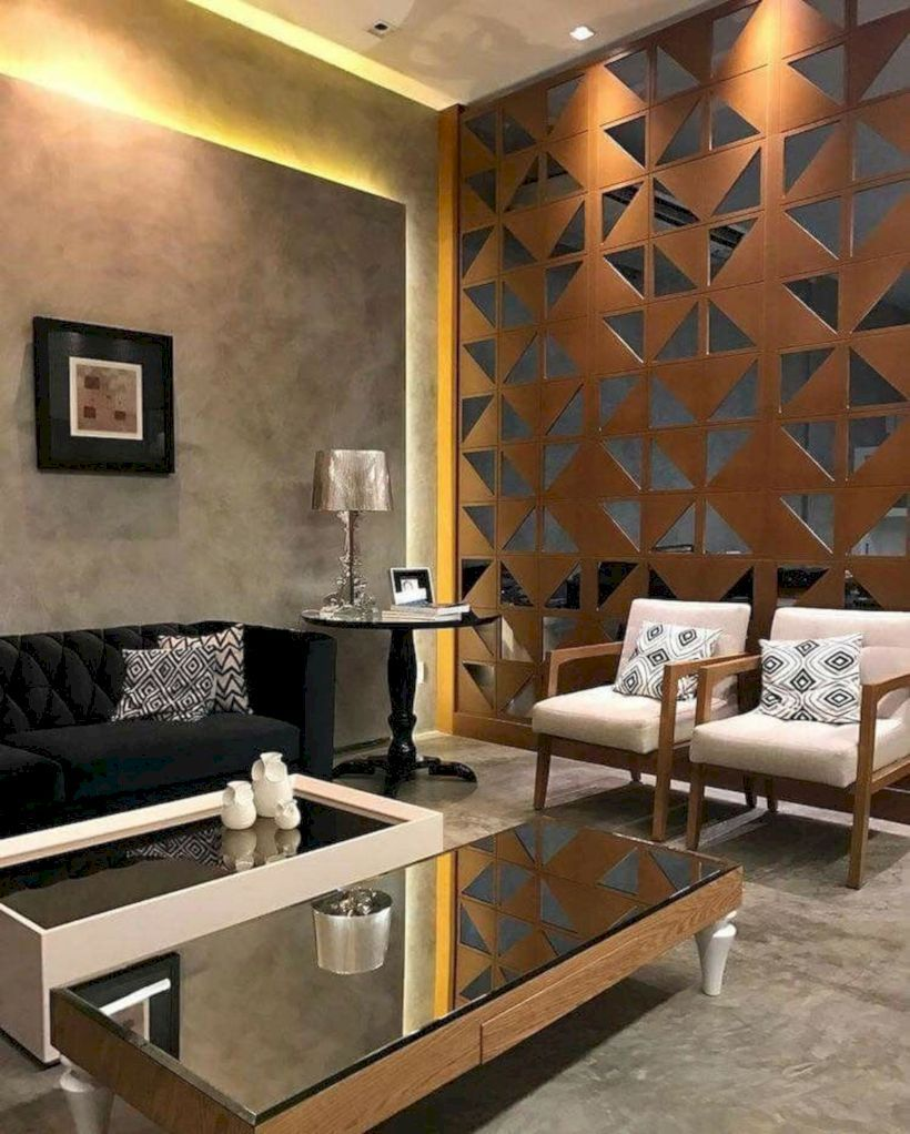 52 Astonishing Partition Design Ideas For Living Room Roundecor Living Room Partition Design Living Room Partition Partition Design