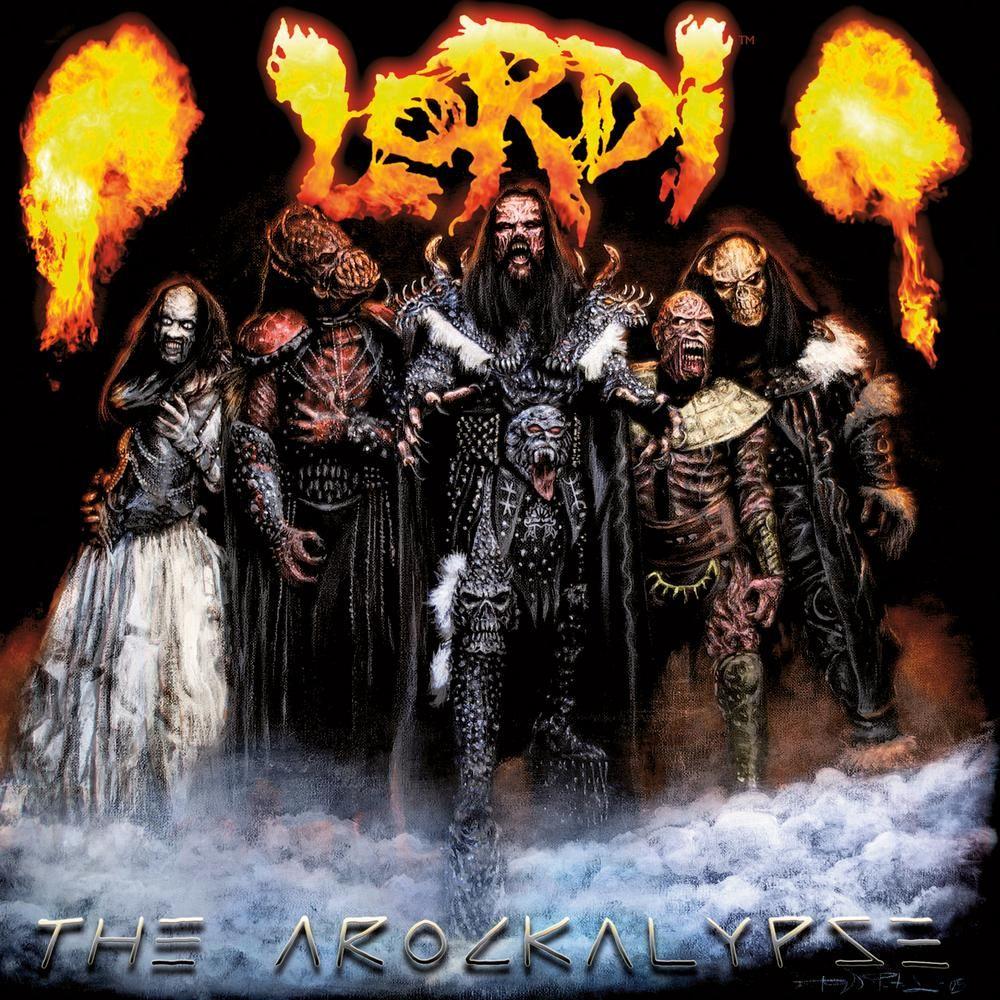 lordi the arockalypse music was my first love hard rock hallelujah music album covers. Black Bedroom Furniture Sets. Home Design Ideas