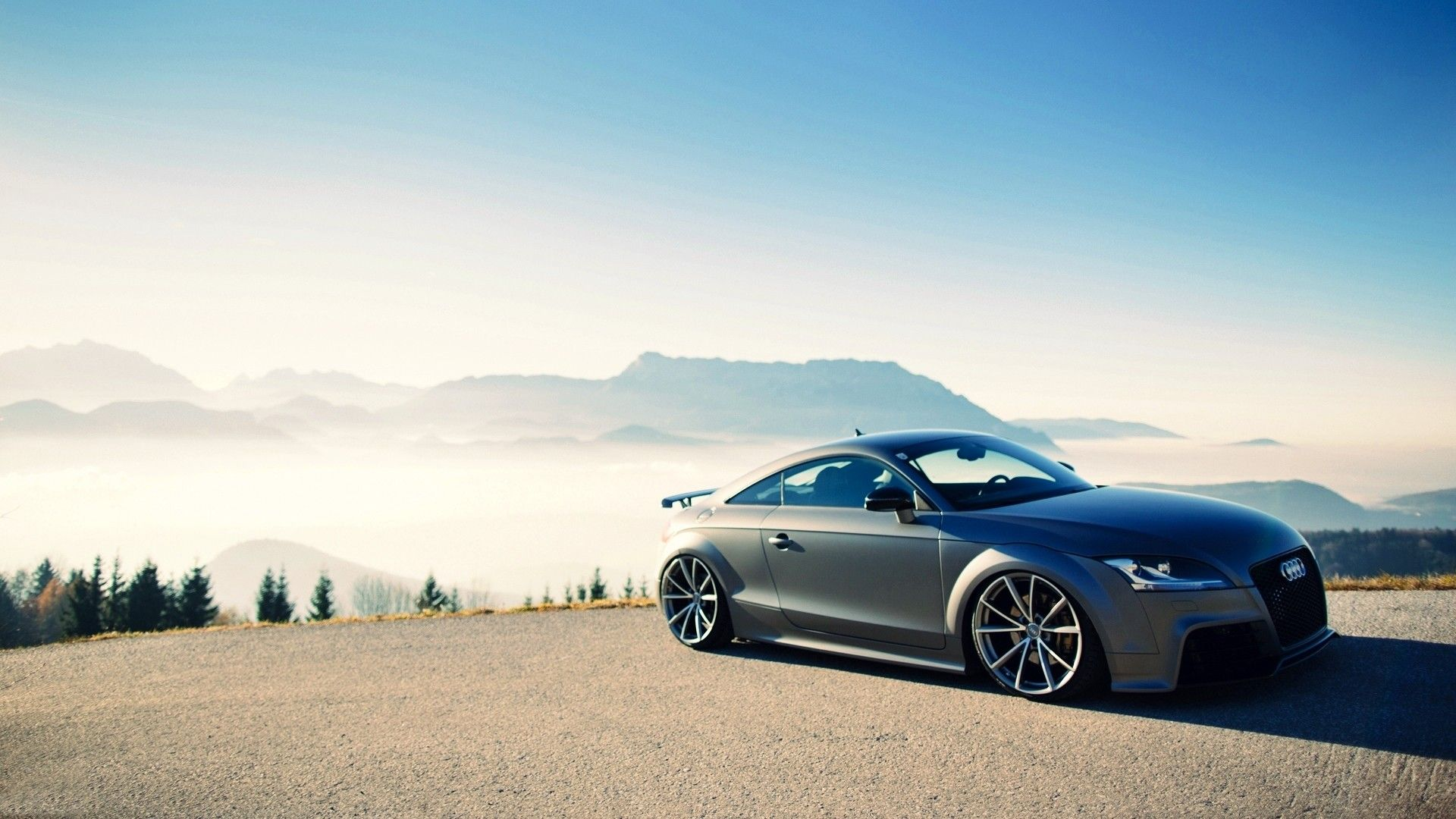 Audi Tt Wallpapers And High Resolution Pictures