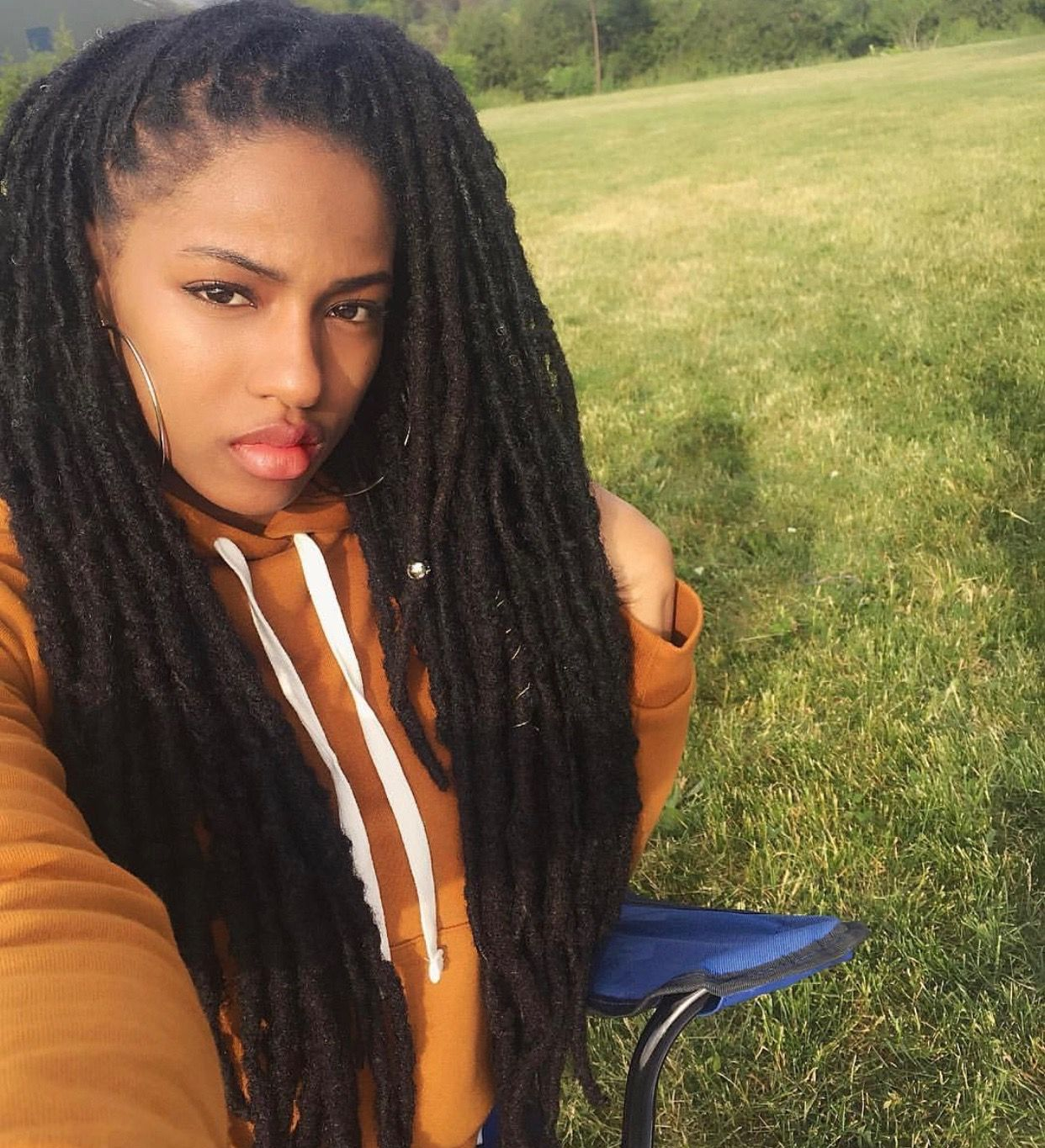 Glo Gang0 Locs Pinterest Natural Hair Styles Locs And Dreads