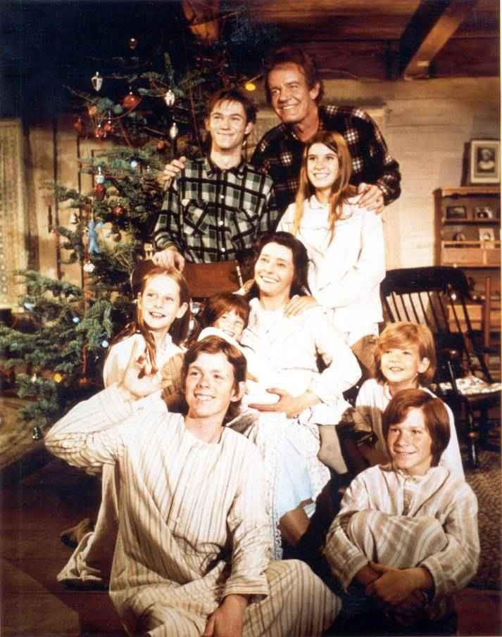The Homecoming A Christmas Story.Goodnight John Boy Goodnight Elizabeth The Waltons