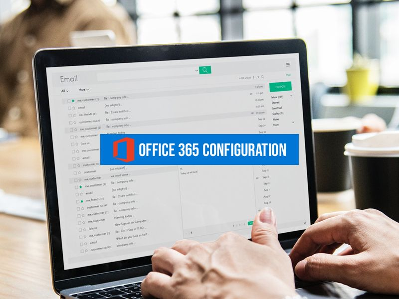 Microsoft Office 365 Configuration Office 365, Email