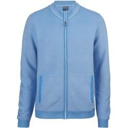 Photo of Olymp Strickjacke, modern fit, Sky, Xxl Olympolymp