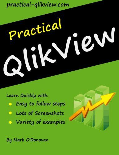 Practical Qlikview Pdf Download Business Intelligence Practice Excel Dashboard Templates