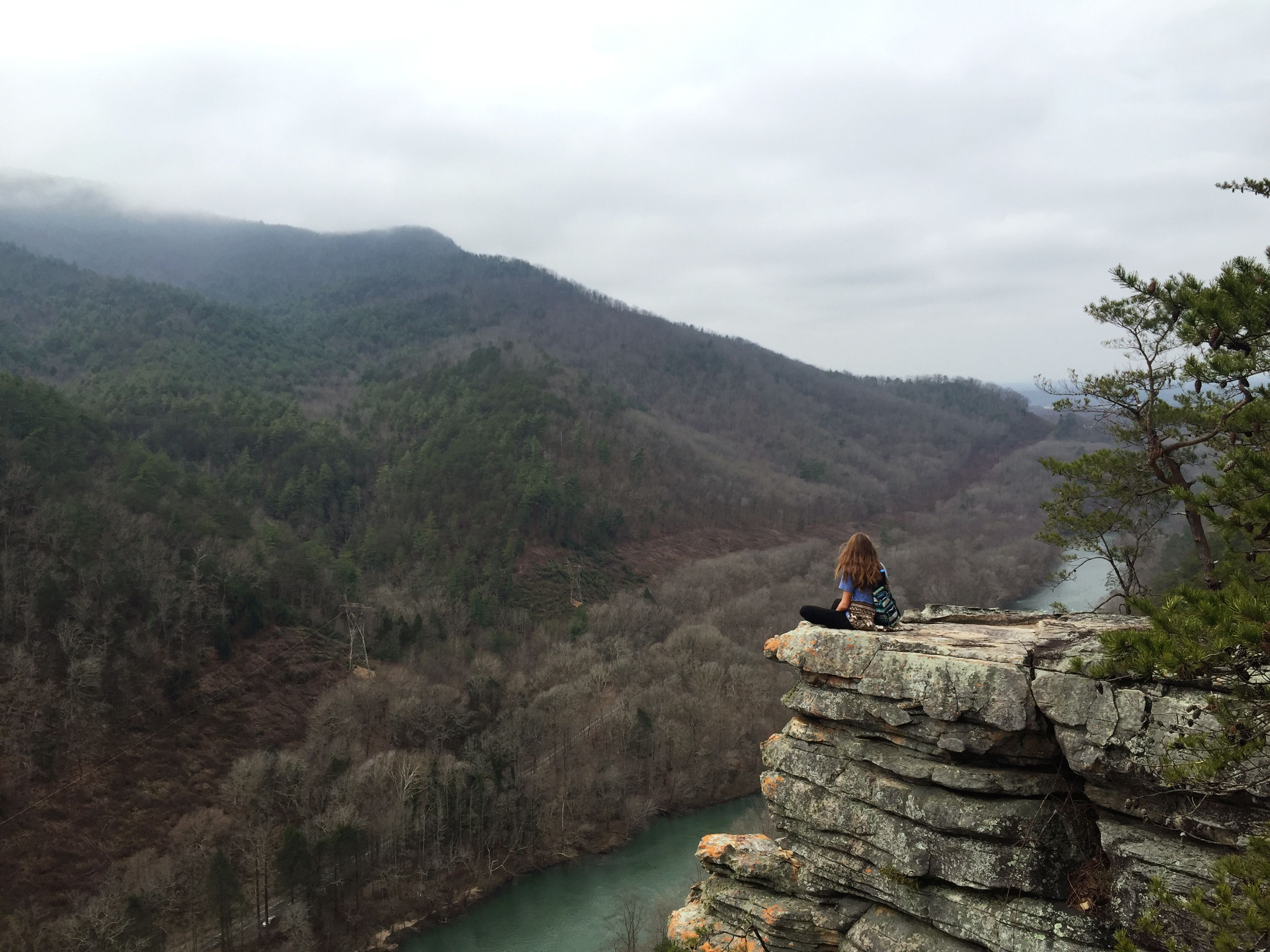 Located In Hiwassee Ocoee State Park Starr Mountain Is A