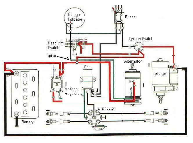 duramax diesel engine wiring harness diagram alternator wiring | volkswagen | truck repair, engine ...