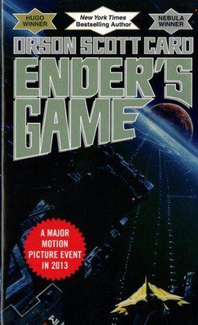 Orson  Scott  Card, Ender's Game (The Ender Quintet, #1)