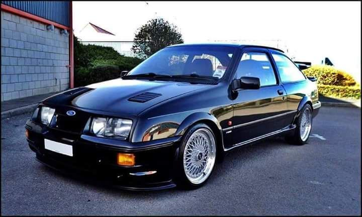 Pin By Andrew Alm On Sierra Cosworths Ford Sierra Classic Cars