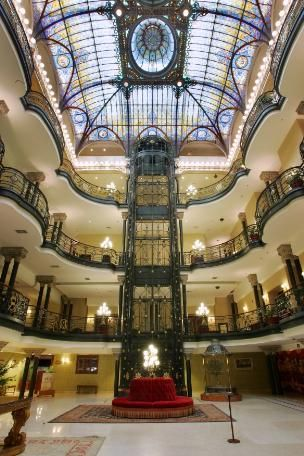 Gran Hotel Ciudad De Mexico Mexico Pictures Grand Hotel The Beautiful Country