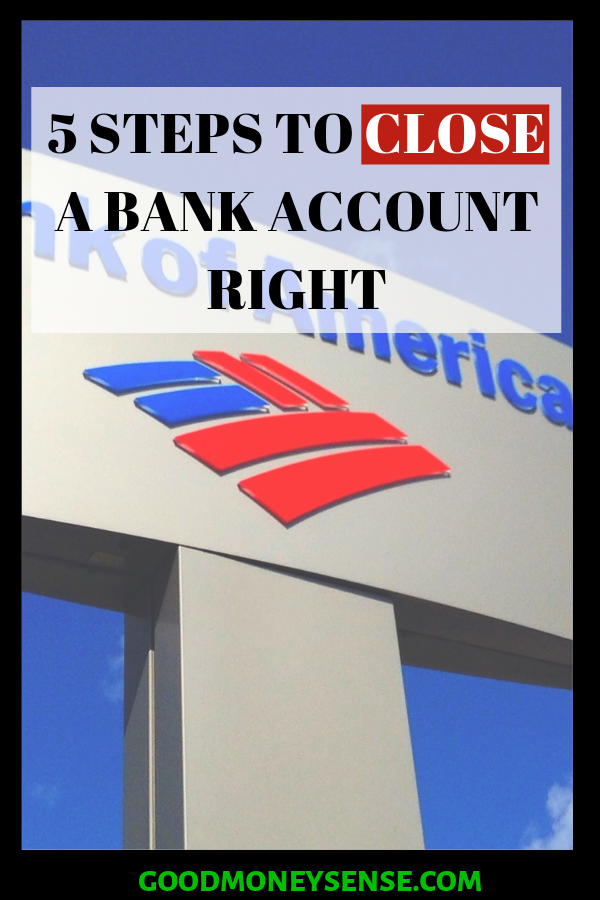 Are you looking to close a checking or savings account but don't know where to start? Here are step-by-step instructions on how to close a bank account smoothly without risking any bounced checks or overdraft fees. #bank #checking #savings #bankaccount #banking #personalfinance #finance #money #moneymanagement #financialtips