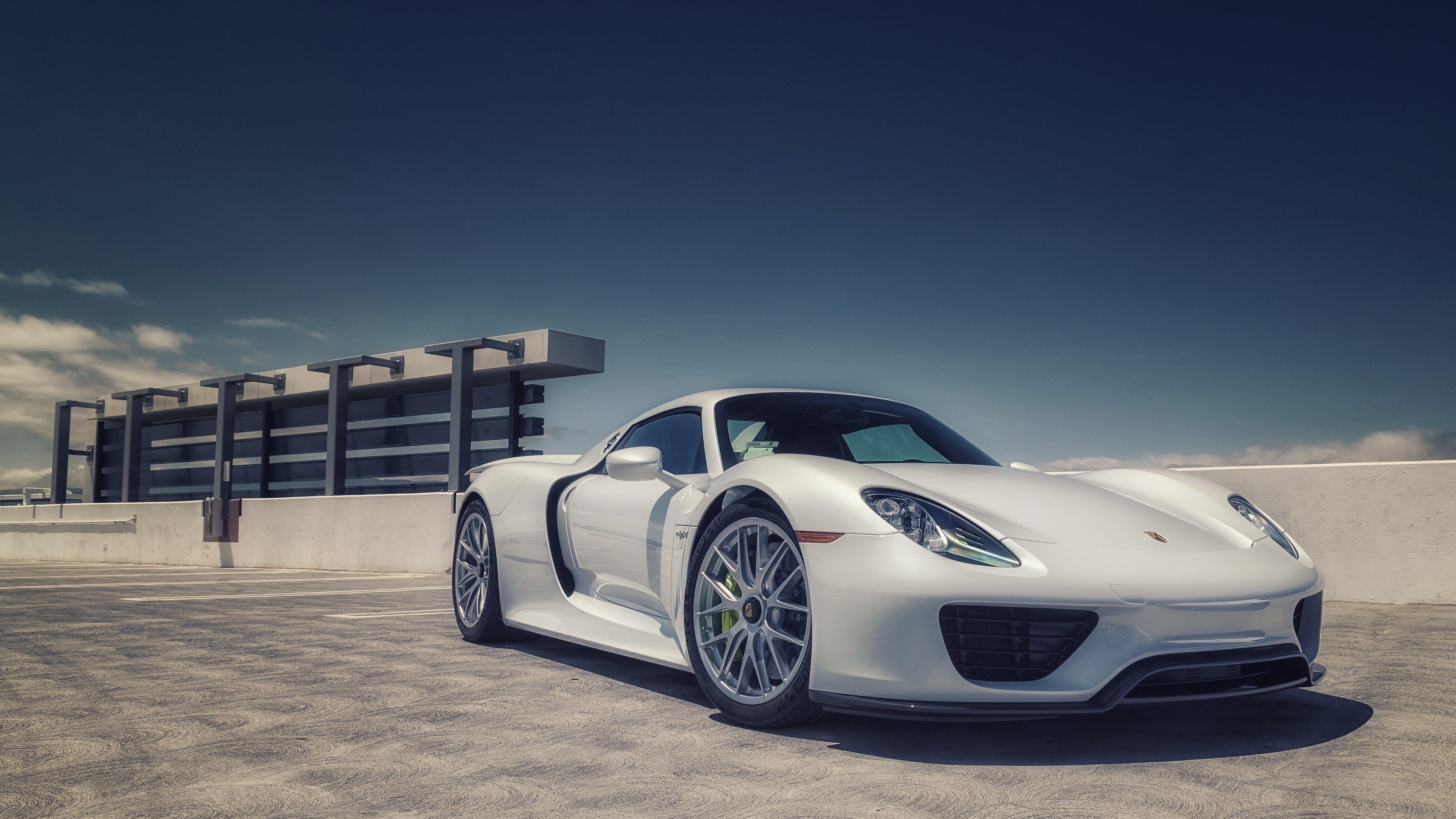 Hd Wallpaper Porsche 918 Spyder Porsche 918 Volkswagen Touareg