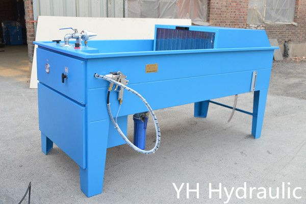 Hose Cleaning Machine For Sale Hose cleaning machine YHHC-L200 can clean the hydraulic hoses & Hose Cleaning Machine For Sale Hose cleaning machine YHHu2026 | Low ...