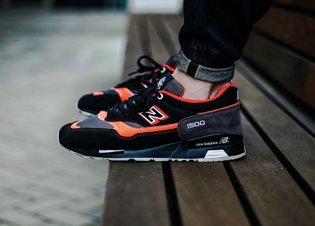 Crooked Tongues x New Balance 1500 Black Beard (by Andrew Ring)