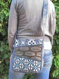 Zippy Bag Pattern By Jen Giddens I Really Like The Extra Large Zippered Pockets On Front