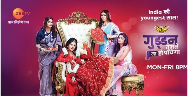 Guddan-Tumse Na Ho Paayega 12th March 2019 is a Zee TV Serial  Watch
