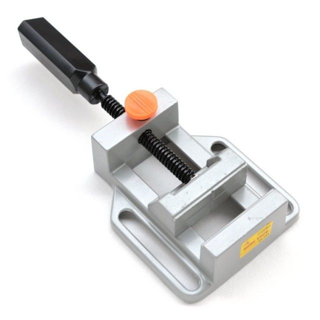 aluminium alloy mini vice work table vise bench vise table clamp jaw
