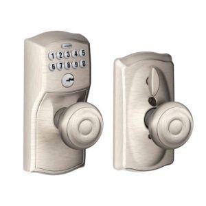 Schlage Combination Front Door Lock