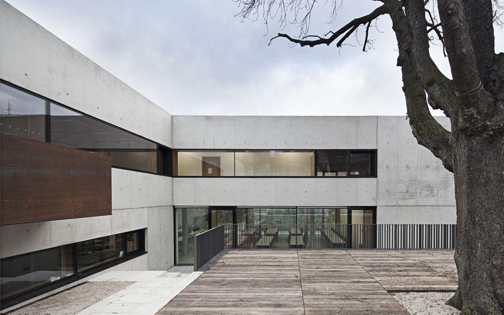 Architekten In Mainz av1 architekten pfarrheim und mensa st stephan in mainz x