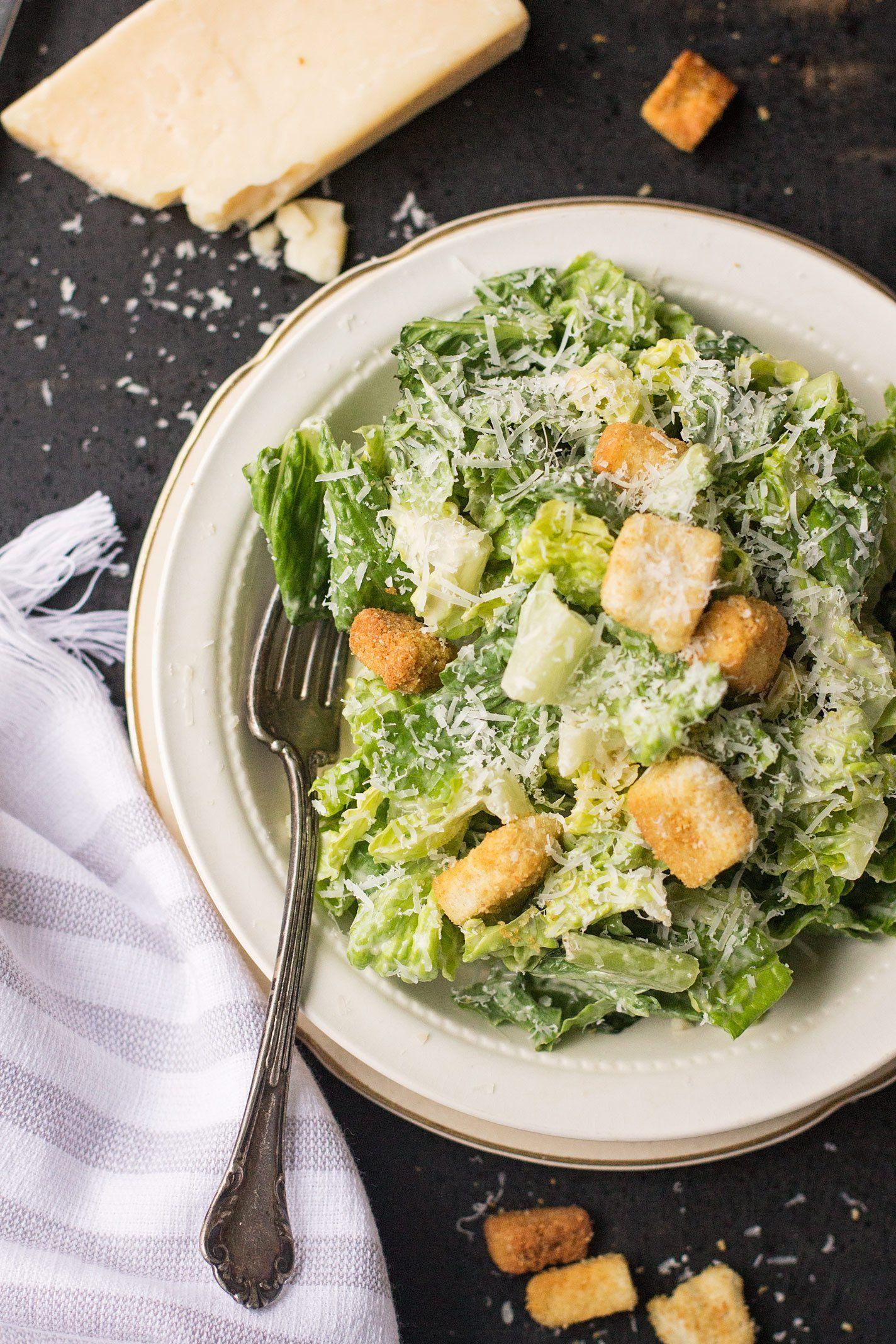 Restaurant Quality Caesar Salad Recipe