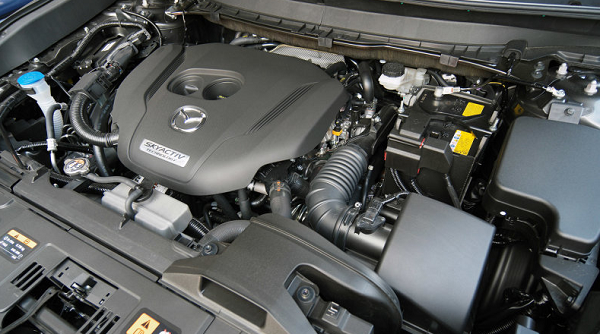 gets includes engine turbocharged finally pin mazda