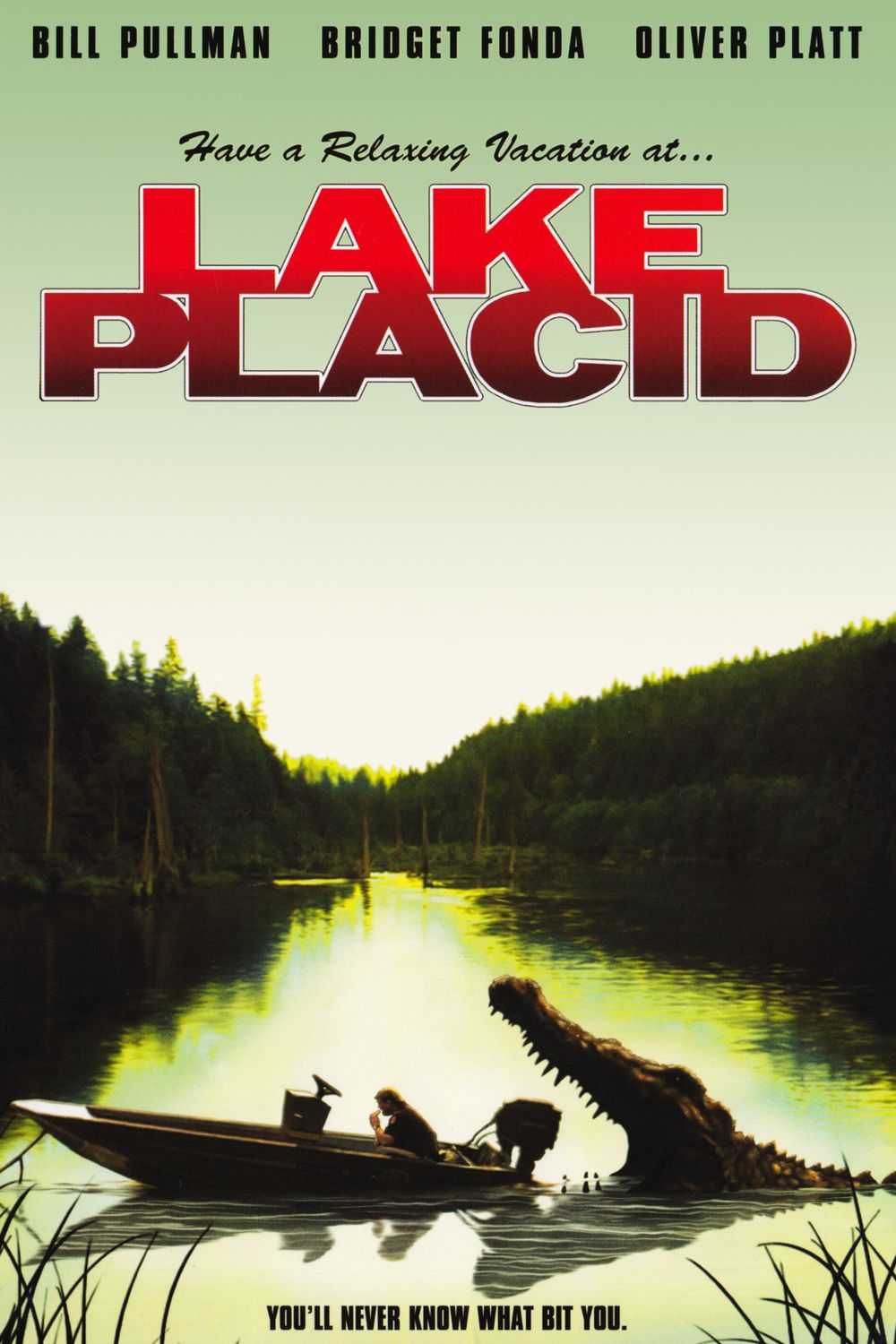 Lake Placid (1999) | Movies Watched in 2015 | Pinterest | Movie ...