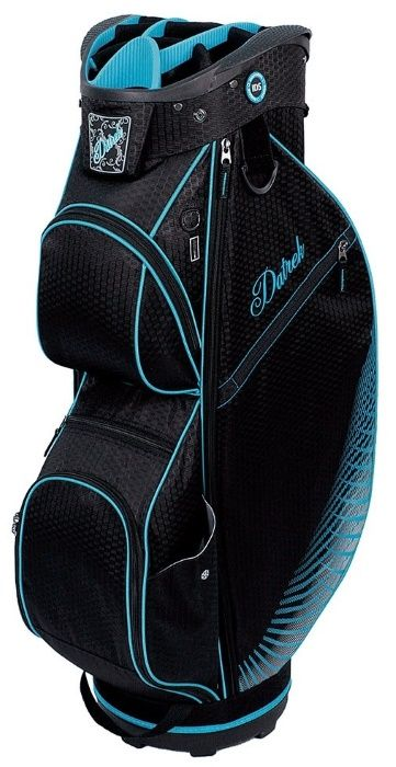Black Turquoise Datrek Ladies Men s CB Lite Golf Cart Bag! Find the best  golf bags at  lorisgolfshoppe 051257429472c