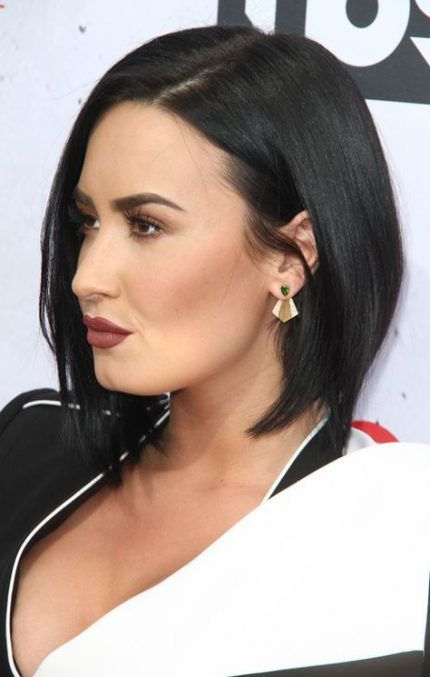 63 Trendy Hair Short Bob Demi Lovato Demi Lovato Short Hair Demi Lovato Hair Short Hair Styles
