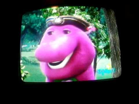 Barney Theme Song Spanish #9 | Family Learning Center Video Clips