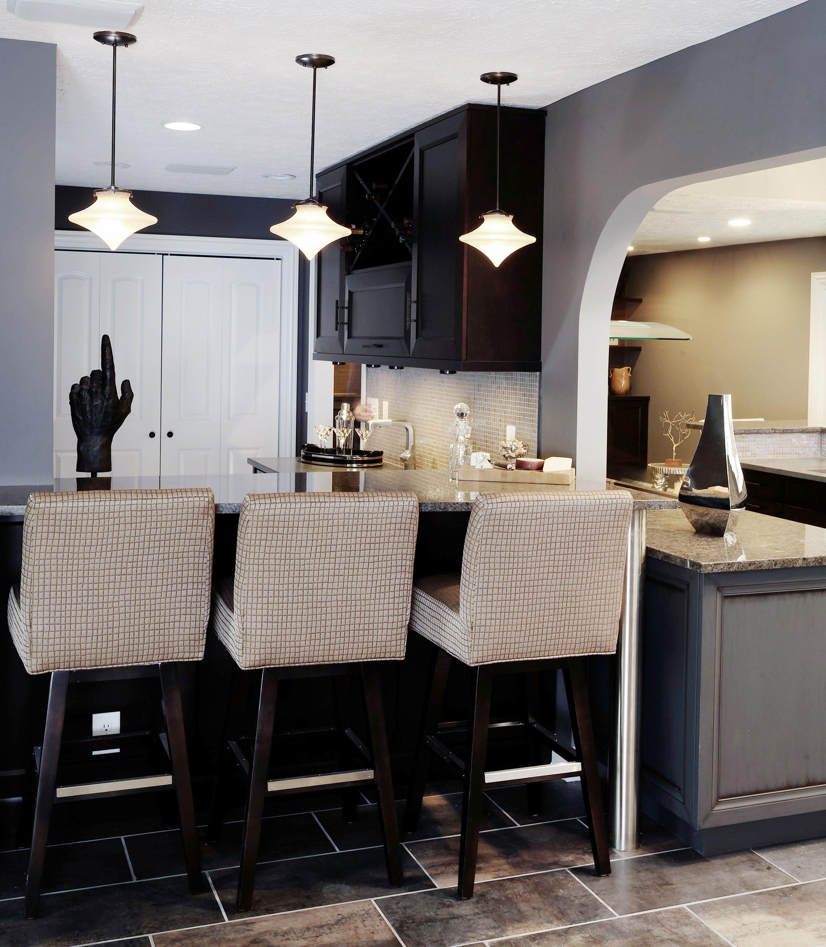 Interior Design, Contemporary Kitchen. Designer: Nancy Stanley, Kitchens By Design