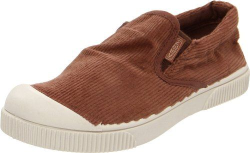 Keen Santiago Corduroy Slip-On Shoe (Toddler/Little Kid/Big Kid) Keen. $35.00. Made in China. Rubber sole. Cotton corduroy