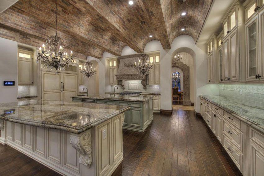 35 Luxury Mediterranean Kitchens Design Ideas Custom Kitchens