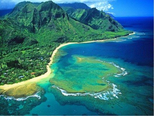 The Hawaiian Paradise Where South Pacific Was Filmed House Of The Day Curbe Kauai Hawaii Hawaii Travel Guide Hawaii Travel