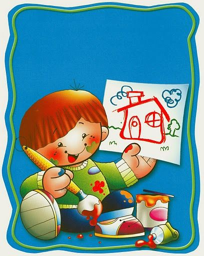 Resultado de imagen de material infantil dibujos