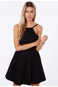 Vestido balonê preto - http://vestidododia.com.br/modelos-de-vestido/vestidos-balone/vestidos-balone/
