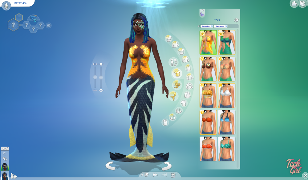 How To Make A Mermaid In Sims 4 Island Living And Other Fun Stuff You Can Do Tech Girl Sims 4 Sims Tech Girl