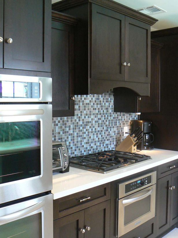 Kitchen Backsplash Blue traditional kitchens : designers' portfolio 2584 : home & garden
