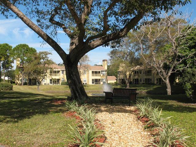 Get close to nature at the Preserve at Manatee Bay Apartments.