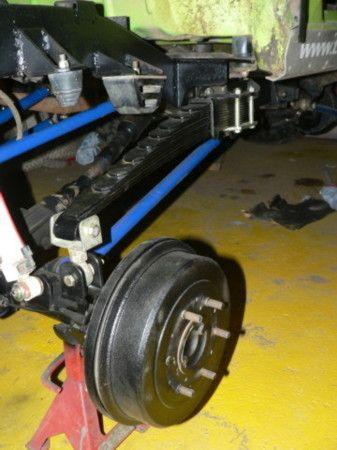 Quarter Elliptical Suspension Pirate4x4 Com 4x4 And Off Road Forum Rat Rod Rat Rod Truck Chevy Rat Rod Girls