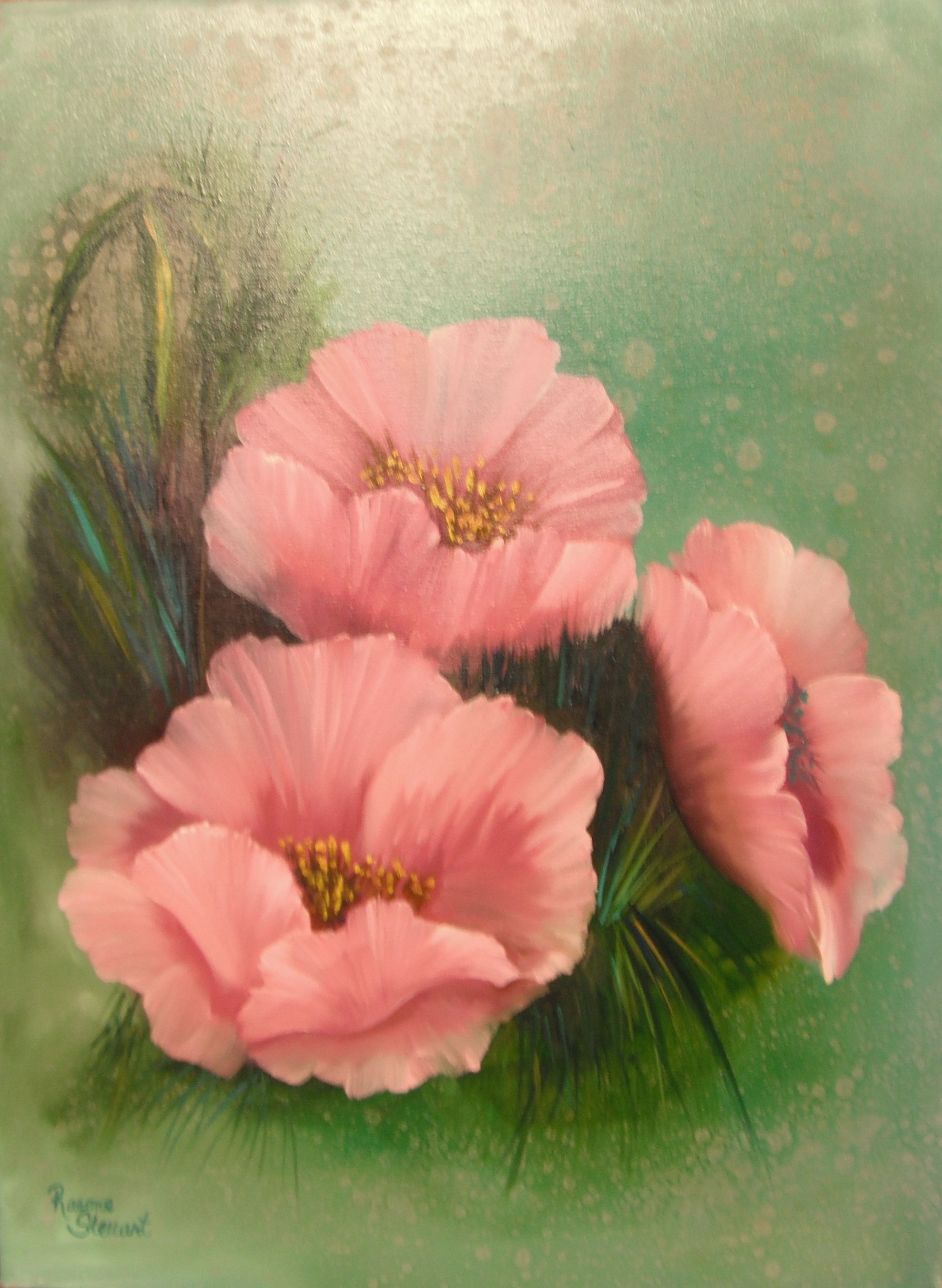 Bob ross beautiful flowers image detail for stus art studio bob ross beautiful flowers image detail for stus art studio certified bob ross izmirmasajfo Image collections
