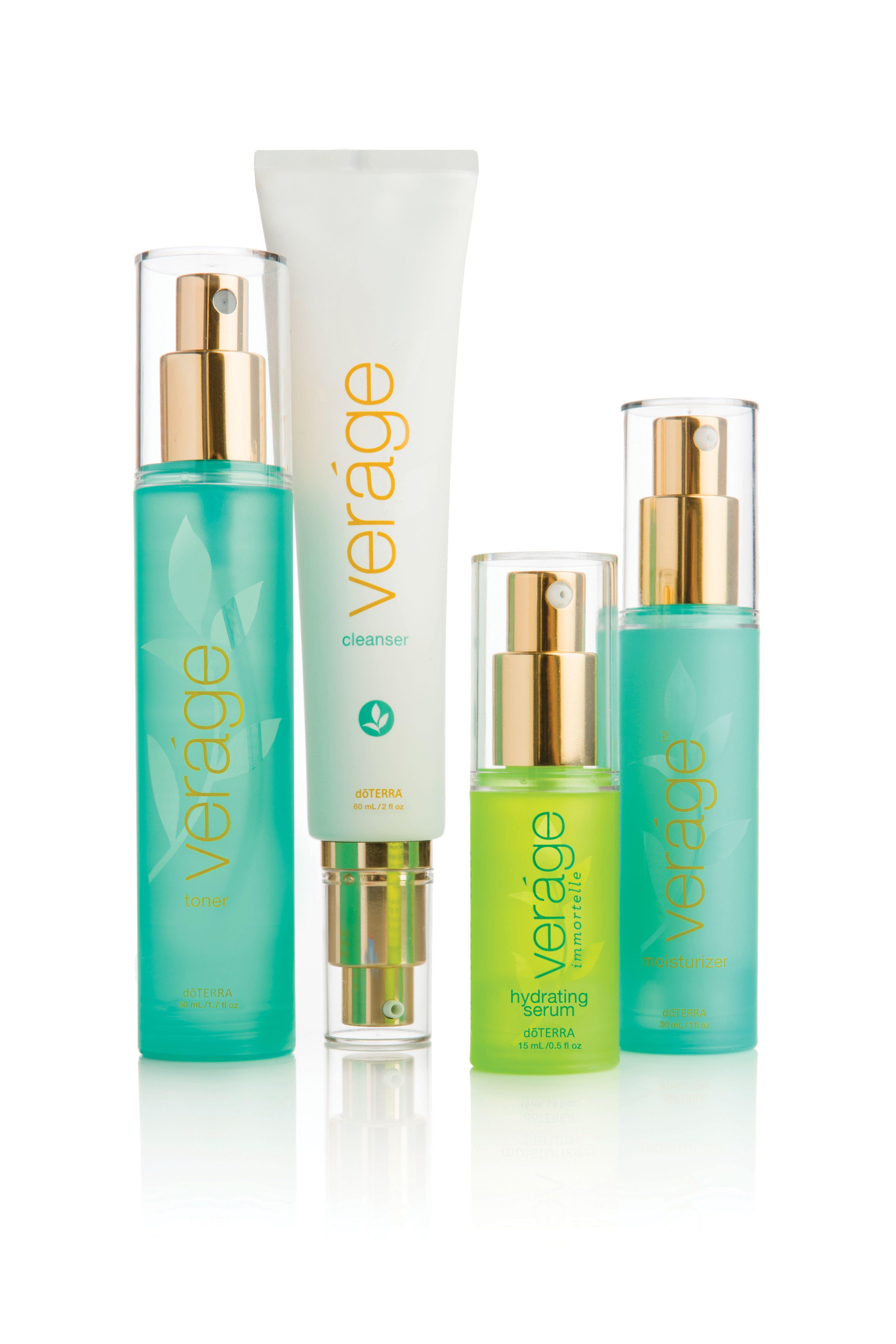 Veráge® Cleanser Skin care, Oils for skin, Natural skin care