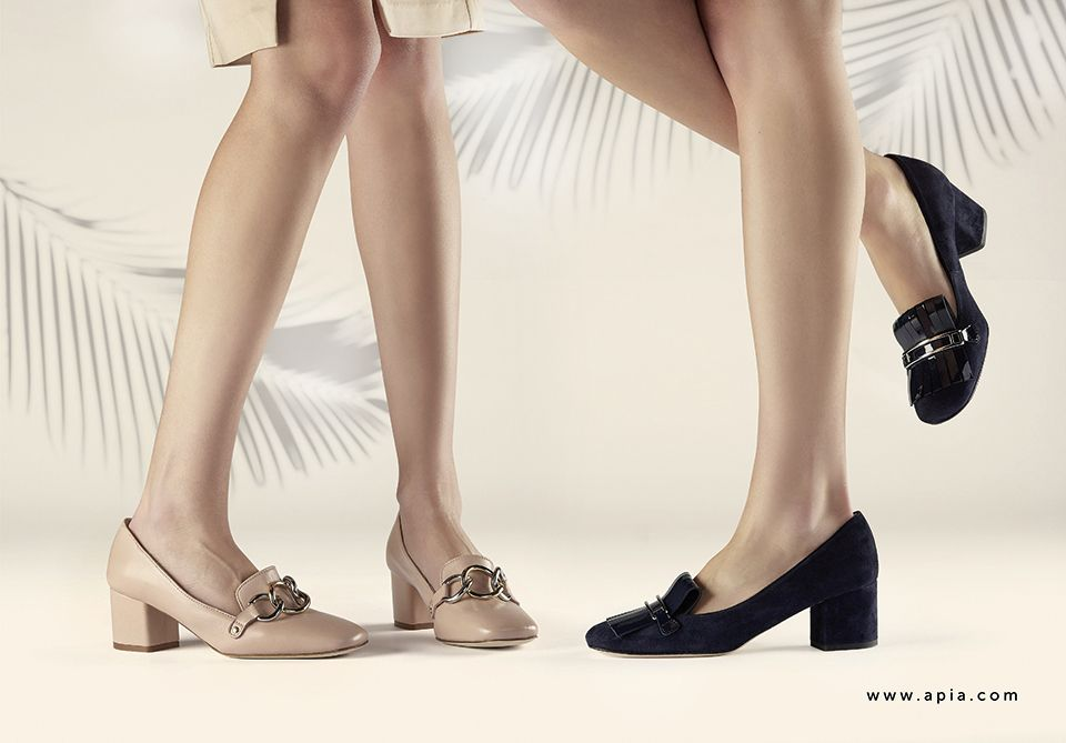 Damskie Buty Apia Wiosna Lato 2020 Lookbook Shoes Spring Summer