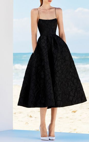 The designer: The couture-trained, Sydney-based de #fullskirtoutfit