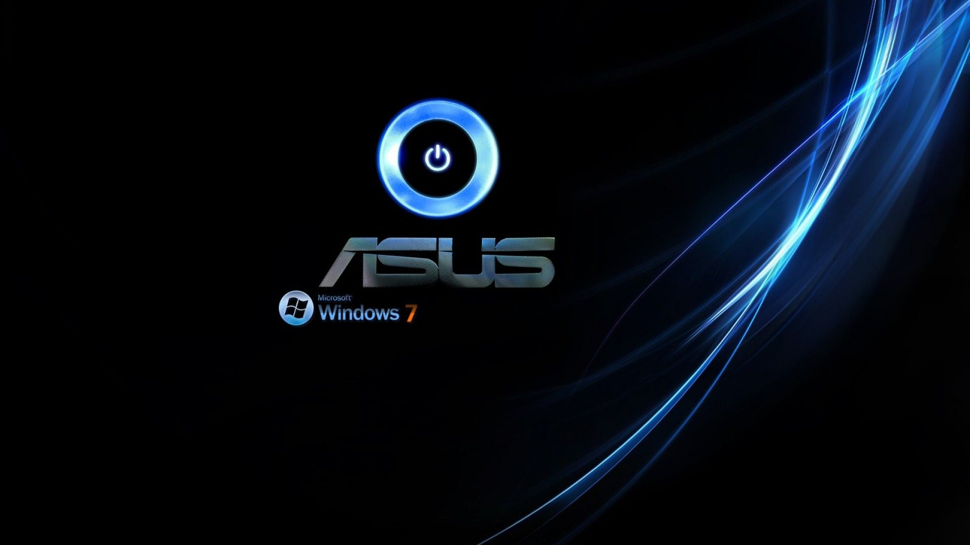 Asus Wallpaper Windows 7
