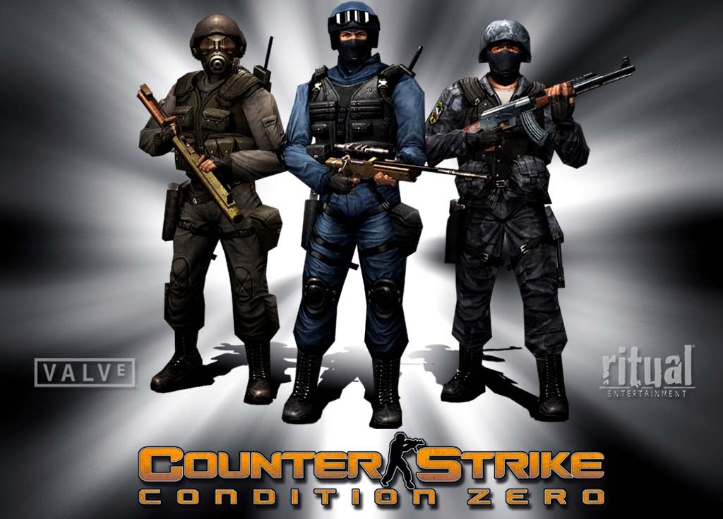 Counter Strike Condition Zero Pc Game Free Download Full Version From Online To Here Enjoy To Play This Action Shooting Full Cs Co Gaming Pc Strike Free Games