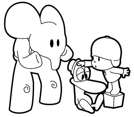 Imprimir Colorear Pocoyo Cool Coloring Pages Coloring Pages Love Coloring Pages