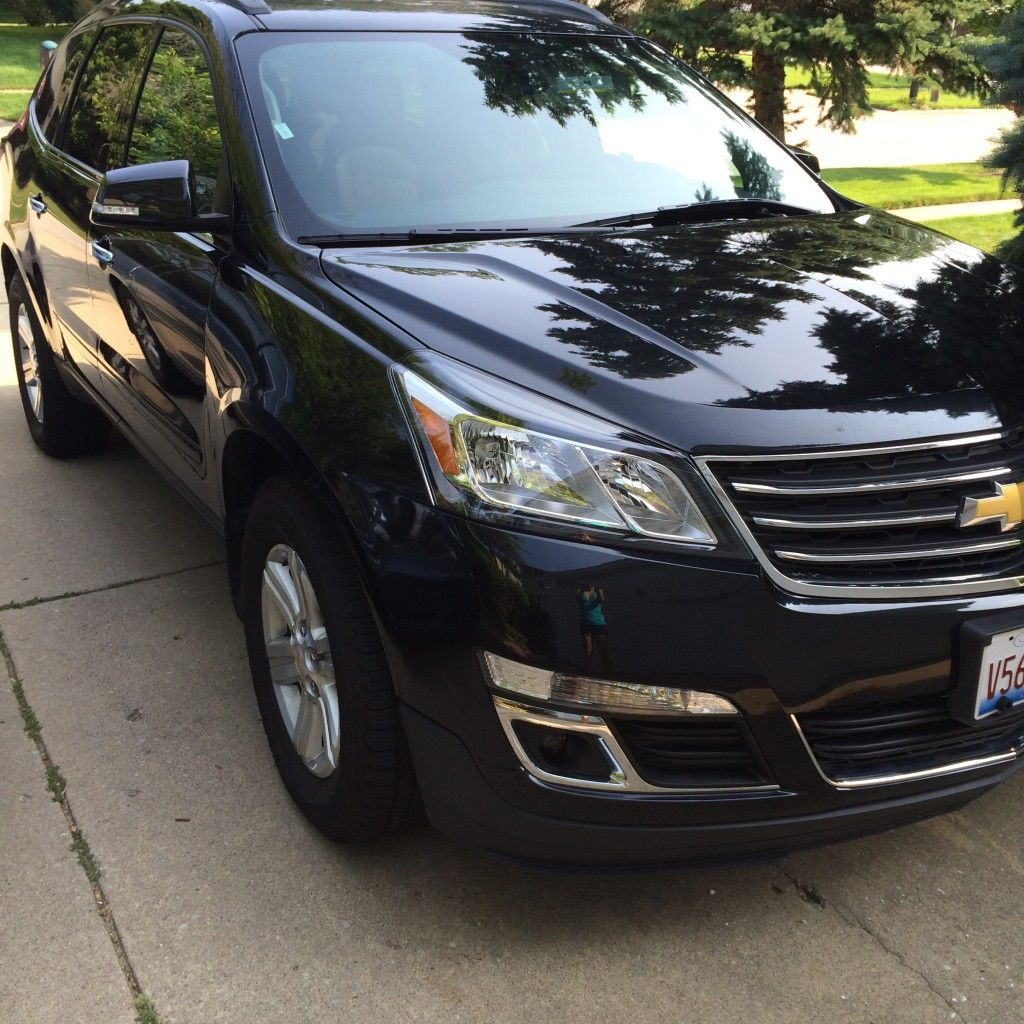A Week With A Chevy Traverse Part 1 Chevy New Chevy Family