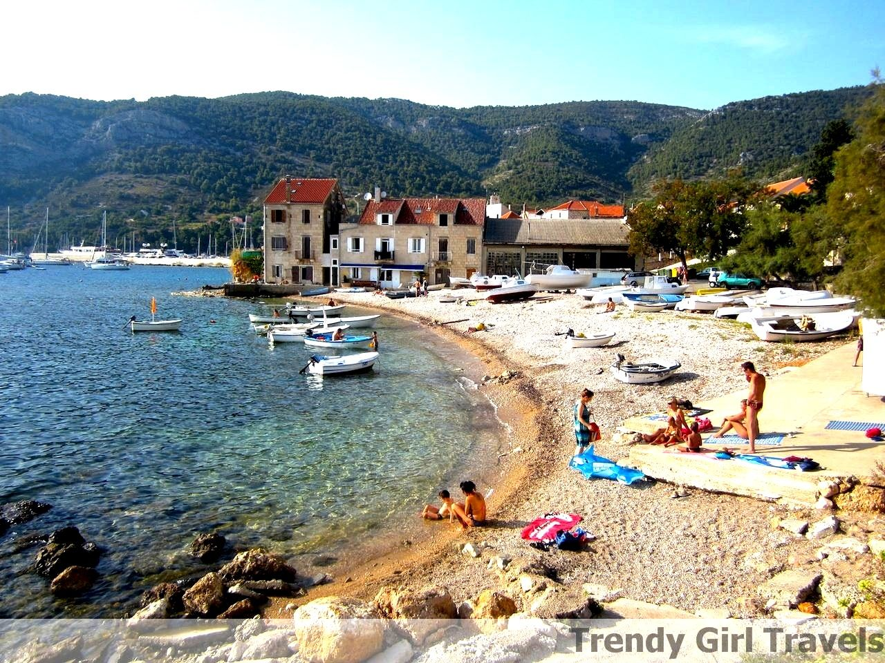 Vis Gusarica Beach (With images) Croatia, Croatian