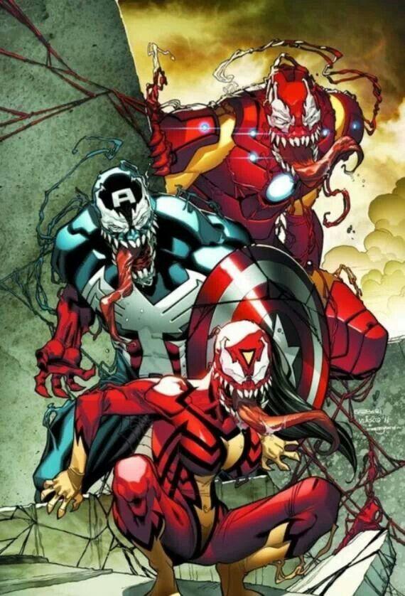 Venom Coloring Pages Lego Venom Spider Marvel Heroes: Venom Iron Man, Venom Captain America, And Venom Spider