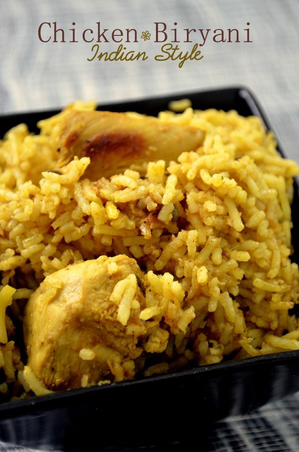 Simple and easy biryani recipe with minimal ingredients for Recipes with minimal ingredients